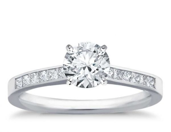 Simple Engagement Rings 1