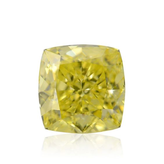 1 Carat Fancy Yellow Diamond