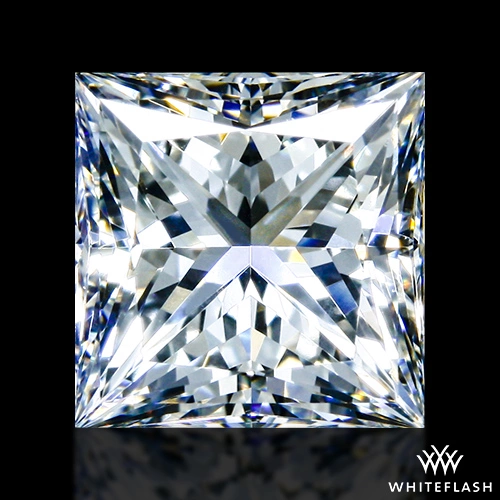 1.507 Ct Princess Cut Diamond