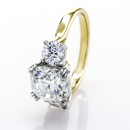 I Want Meghan Markles Diamond Ring ! 1
