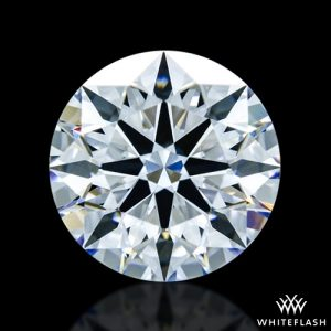 1.348 ct D IF A CUT ABOVE® Hearts and Arrows Diamond