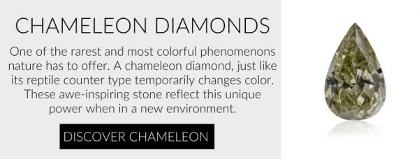 Natrual Chamelon Diamonds