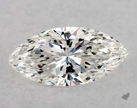 1.01ct Marquise Diamond showing little to no Bow Tie