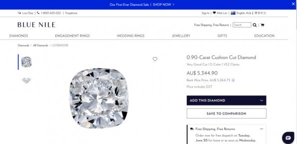 Real Life Issues with Buying Diamonds Online