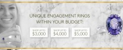 Unique bespoke, yet affordable engagement rings 5