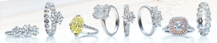 10k Engagement Rings