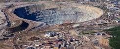 Arossa Diamond Mine