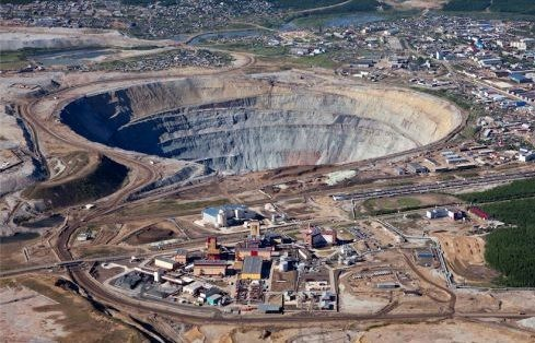 Arossa Diamond Mine
