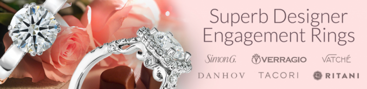 Designer Engagement Rings 1
